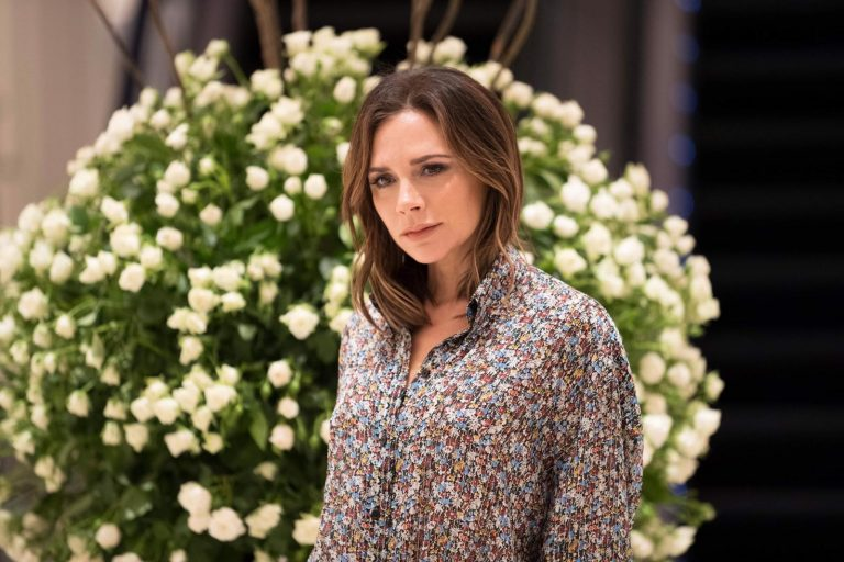 Galeries Lafayette Doha hosts meet & greet session with Victoria Beckham at 21 High st in Katara
