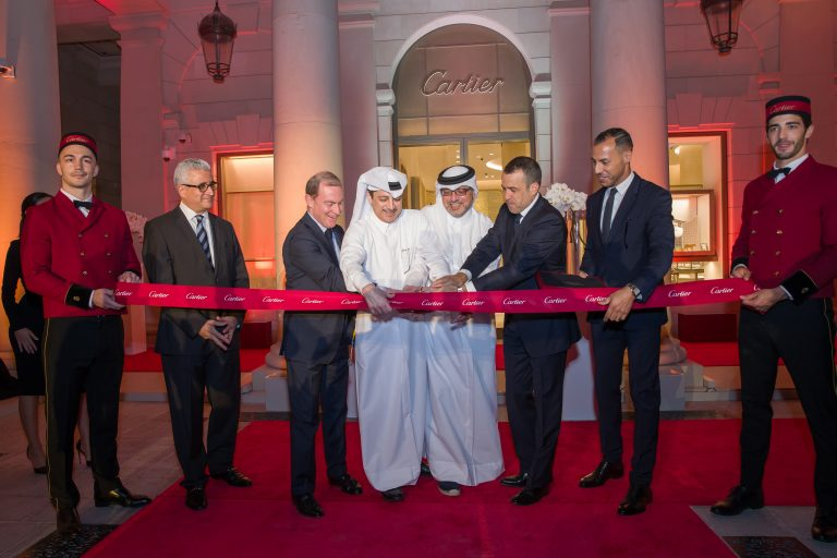 Ali Bin Ali Luxury opens new Cartier boutique at 21 High st, Katara